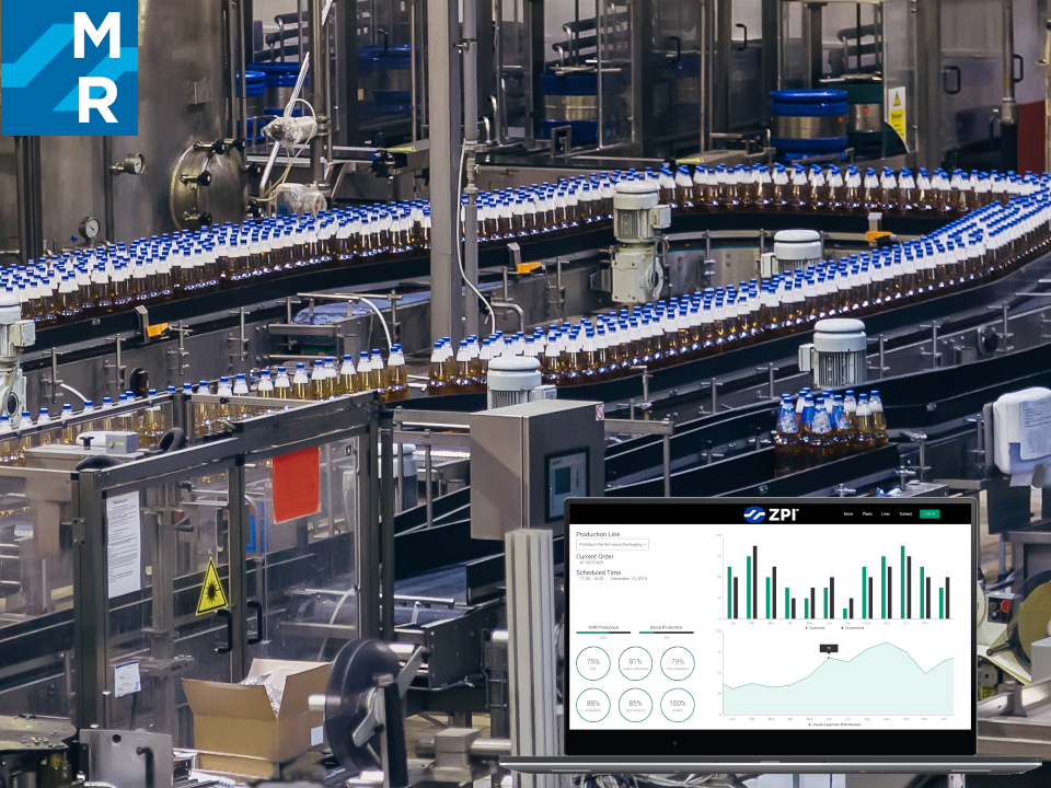 Packaging Line Data Collection & Reporting Software
